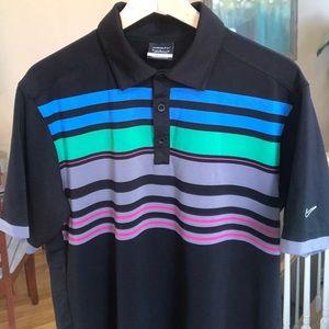 New Nike Golf Dri Fit Polo Shirt Performance